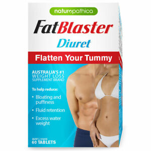 Naturopathica FatBlaster Diuret 60 Tablets
