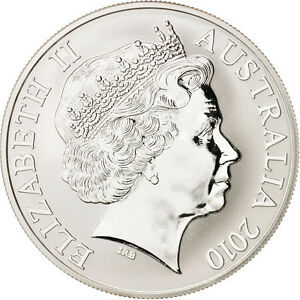 Click now to see the BUY IT NOW Price! [413024] AUSTRALIA ELIZABETH II DOLLAR 2010 PERTH FDC PLATA KM:1758