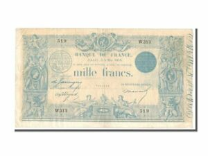 Click now to see the BUY IT NOW Price! BILLETS 1000 FRANCS TYPE 1862