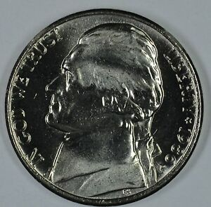1986 P JEFFERSON UNCIRCULATED NICKEL  SEE STORE FOR DISCOUNTS