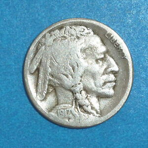 1917 S   BUFFALO NICKEL           FINE       FULL DATE       1868