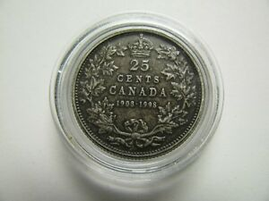 Click now to see the BUY IT NOW Price! 1908 1998 MATTE PROOF 25 CENTS FROM RCM 90TH ANN SET .925 SILVER CANADA QUARTER