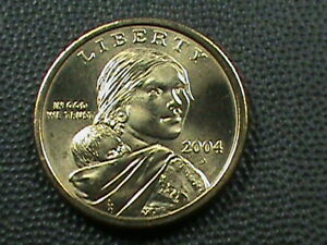 UNITED STATES  1 DOLLAR  2004   D  UNCIRCULATED  $ 2.99 MAXIMUM SHIPPING IN USA