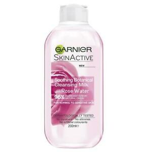Garnier Skin Active Soothing Cleansing Milk With Rose Water 200ml