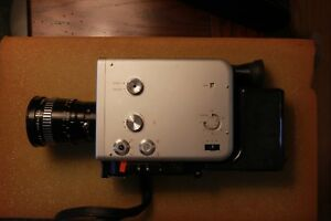 braun nizo s560 super 8mm movie camera