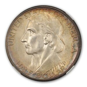 Click now to see the BUY IT NOW Price! BOONE 1935/1934 D SILVER COMMEMORATIVE 50C NGC MS67