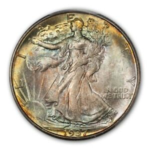 Click now to see the BUY IT NOW Price! 1937 D 50C WALKING LIBERTY HALF DOLLAR PCGS MS68