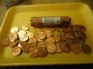 2007 P UNC ROLL OF CENTS            >>COMBINED SHIPPING<<