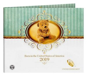Click now to see the BUY IT NOW Price! 2019 S US MINT BIRTH SET  19RD  BIRTHDAY GIFT 5 COIN PROOF SET OFFICIAL ISSUE