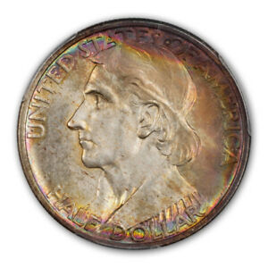Click now to see the BUY IT NOW Price! BOONE 1938 S 50C SILVER COMMEMORATIVE PCGS MS68