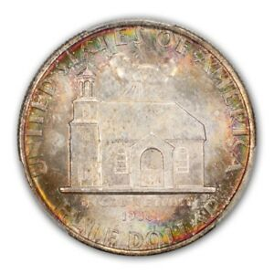 Click now to see the BUY IT NOW Price! DELAWARE 1936 50C SILVER COMMEMORATIVE PCGS MS67