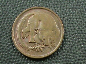 AUSTRALIA   1 CENT    1979      $ 3.99  MAXIMUM  SHIPPING  IN  USA
