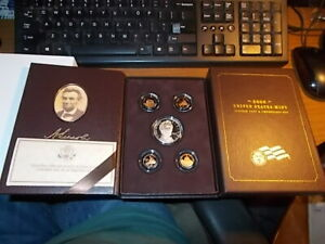 MINT 2009 LINCOLN COIN AND CHRONICLES SET