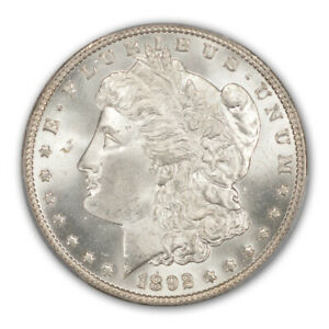 Click now to see the BUY IT NOW Price! 1892 O $1 MORGAN DOLLAR PCGS MS65