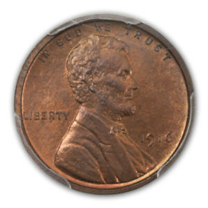 Click now to see the BUY IT NOW Price! 1916 1C LINCOLN CENT   TYPE 1 WHEAT REVERSE PCGS PR66 RB  CAC