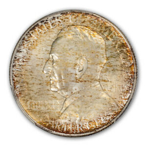 LYNCHBURG 1936 50C SILVER COMMEMORATIVE PCGS MS67