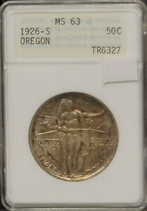 1926 S FIFTY CENT OREGON TRAIL MEMORIAL