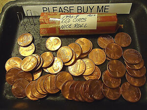 1990 P CIRCS NICE ROLL OF CENTS            >>C/S AVAILABLE<<