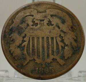 1865 UNITED STATES TWO CENT 65567C