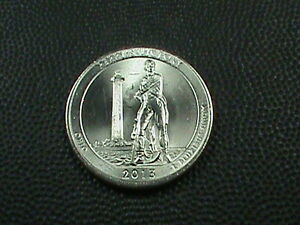 UNITED STATES  25 CENTS   2013 D  UNC    PERRY'S VICTORY   $ 3.99 MAX SHIP USA