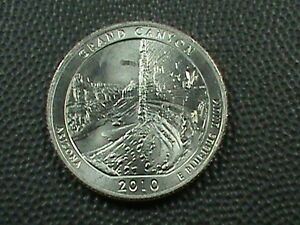 UNITED STATES   25 CENTS   2010 D   UNC    GRAND CANYON    $ 3.99 MAX SHIP USA
