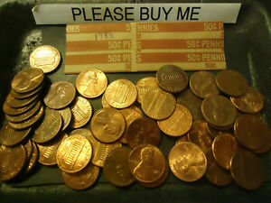 1985 P ROLL OF CENTS              >> C/S & H AVAILABLE <<