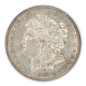 Click now to see the BUY IT NOW Price! 1893 S $1 MORGAN DOLLAR PCGS AU55  CAC