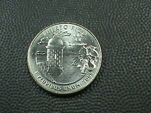 UNITED STATES  25 CENTS   2009 D  UNC    PUERTO RICO   $ 3.99 MAXIMUM SHIP USA