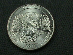 UNITED STATES   25 CENTS  2011 P  UNC    OLYMPIC    $ 3.99 MAX SHIPPING IN USA