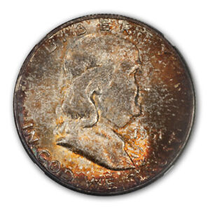 Click now to see the BUY IT NOW Price! 1951 S FRANKLIN HALF DOLLAR 50C NGC MS67FBL