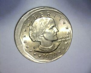 Error Susan B  Anthony Dollars from Coin Community