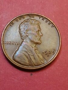 1939 D DENVER MINT LINCOLN WHEAT CENT3