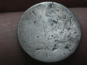 1851 1853 THREE 3 CENT SILVER TRIME  OLD TYPE COIN