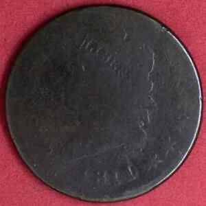 1811/0 CLASSIC HEAD LARGE CENT ABOUT GOOD