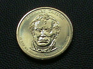 UNITED STATES  1 DOLLAR  2009 P UNC TAYLOR  COMBINED SHIP .10 CENTS USA  .29 INT