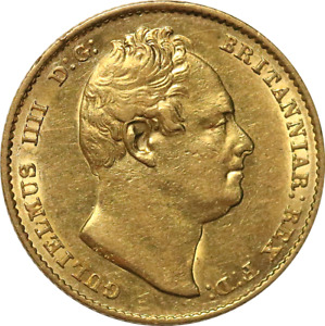 1832 SOVEREIGN  WILLIAM IV    1543