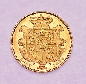 1832 SOVEREIGN GEORGE IV   1432