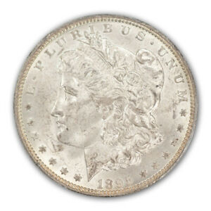 Click now to see the BUY IT NOW Price! 1895 O $1 MORGAN DOLLAR PCGS MS62   CAC