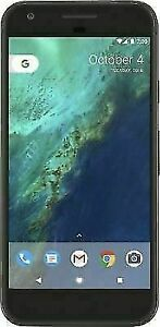 GOOGLE PIXEL G 2PW4100   32GB   QUITE BLACK  FOR PARTS ONLY