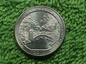UNITED STATES   25 CENTS   2011 P   UNC   CHICKASAW   COMBINED  SHIPPING