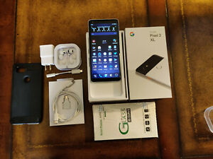 GOOGLE PIXEL 2 XL   128GB   BLACK & WHITE  UNLOCKED  SMARTPHONE