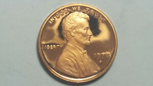 1979 S GEM PROOF TYPE 1 CLEAR S LINCOLN MEMORIAL PENNY BRILLIANT UNCIRCULATED 1