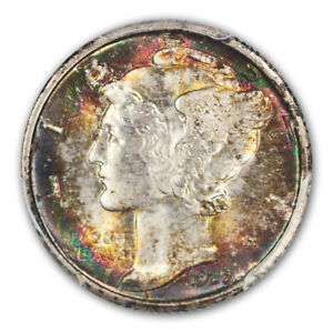 Click now to see the BUY IT NOW Price! 1928 10C MERCURY DIME PCGS MS67 FB  CAC
