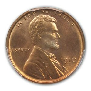 Click now to see the BUY IT NOW Price! 1910 1C LINCOLN CENT   TYPE 1 WHEAT REVERSE PCGS PR67RD