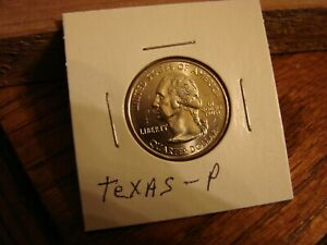 2004 P TEXAS STATE QUARTER UNCIRCULATED COIN