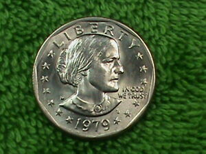UNITED STATES  1 DOLLAR  1979 P  UNC  COMBINED SHIPPING .10 CENTS USA  .29 INT