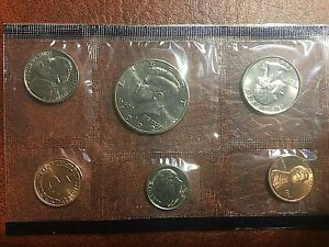 1992 P UNITED STATES GOVERNMENT MINT SET BRILLIANT UNCIRCULATED