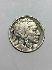 1919   1919 S  TWO COINS  BUFFALO NICKELS NICE DATES  SEE THE PICS