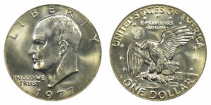 1977 P UNCIRCULATED EISENHOWER DOLLAR CP0114