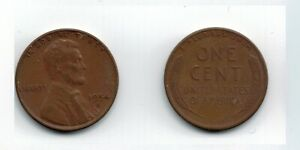 1954 S BU LINCOLN WHEAT PENNY CENTS COMBINED SHIPPING CP5252